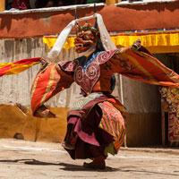 Ladakh. Ladakh is part of Tibet, People, Landscapes and Life